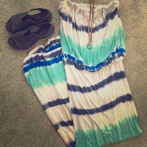 Young fabulous & Broke maxi dress Medium